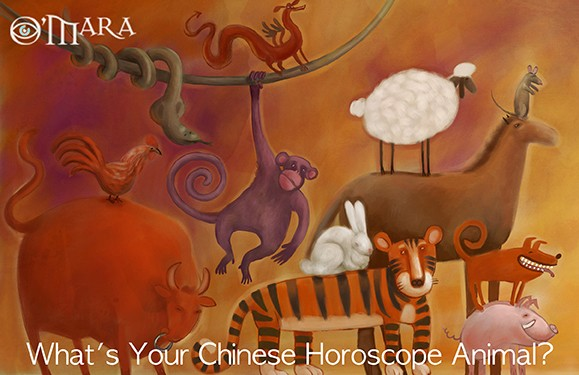 What is Your Chinese Horoscope Animal / Zodiac Relationship Match?