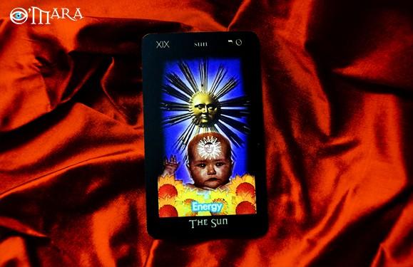 Psychic Sun Power for Abundance